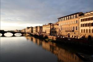 Florence-Lungarno Corsini 6- NB NY 6