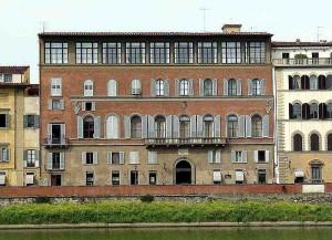 Florence-Lungarno Corsini 8 NB NY