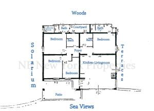 Casa Sardegna Floor Plan FI