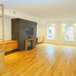 In the Very Heart of Tribeca - Two bed-room, two bath-room $11,000.00 (Rented)