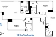 524 East 72 Floor plan NB NY