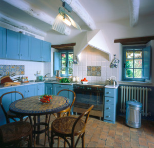 Villa C Kitchen 1