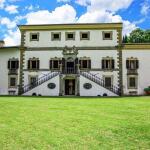 THE MAGNIFICENT VILLA DI CINTOIA - XVIII CENTURY CHIANTI CLASSICO - TUSCANY ($6,990,000.00)